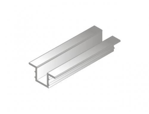 Produtos perfis para m veis trilhos de correr - Perfil aluminio u ...